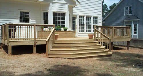 Decks Burlington Cary Raleigh Nc Sierra Structures Inc
