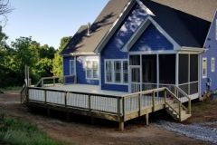 What to expect when installing a deck or screened in porch