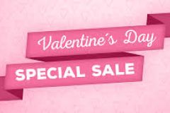 Take Advantage of Our Valentine's Day Promotion!