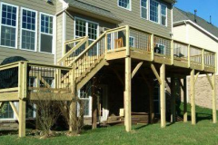 Enjoy Your Back Deck | Deck Builders Durham, Deck Company Raleigh