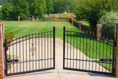 Types of Residential Driveway Gates
