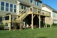 Why is a Multi-Level Back Deck a Great Addition?