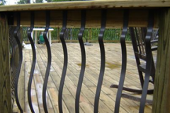 Four Types of Back Deck Railings