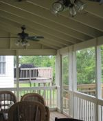 Screened Porch Interiors