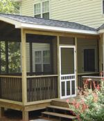 Screened Porch Exteriors