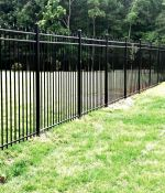 Residential Fencing Ornamental Fencing Installation